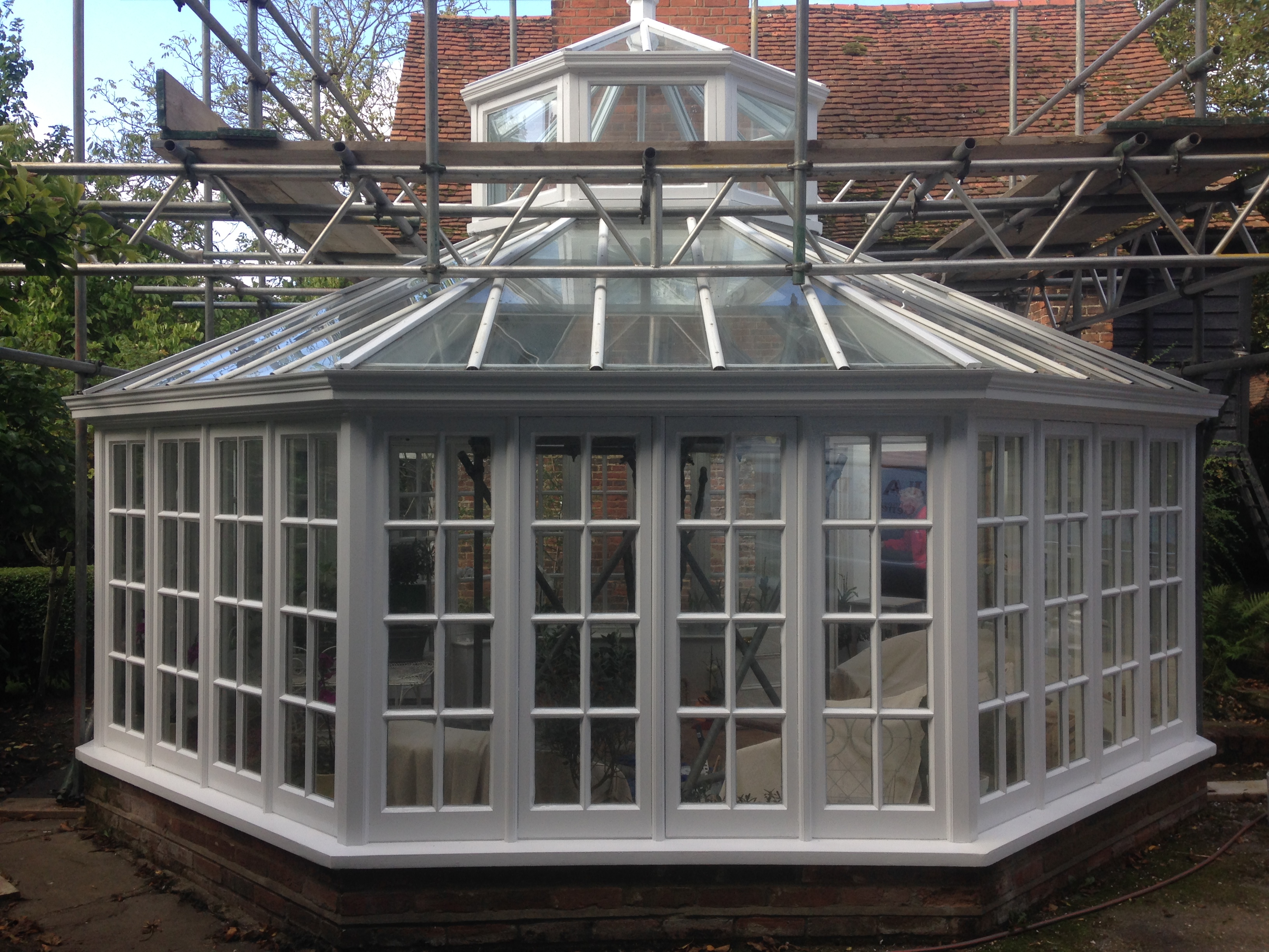 Conservatory Restoration