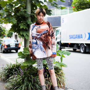 【Fashion Snap】Rina Akamatsu