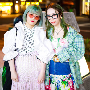【Fashion Snap】Kanon / Akira