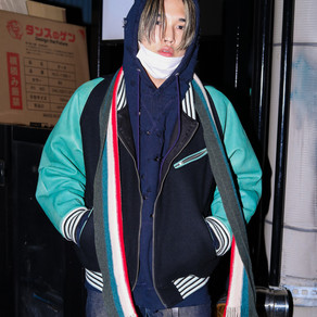 【Fashion Snap】Koki Sawaura