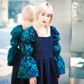 【Fashion Snap】Mai Sakita