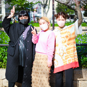 【Fashion Snap】 Fu-ka / Yuki / Yuu