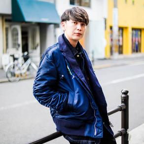 【Fashion Snap】葛城 裕斗