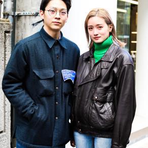 【Fashion Snap】翔 / あゆみ