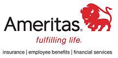 Ameritas logo w business line descriptor