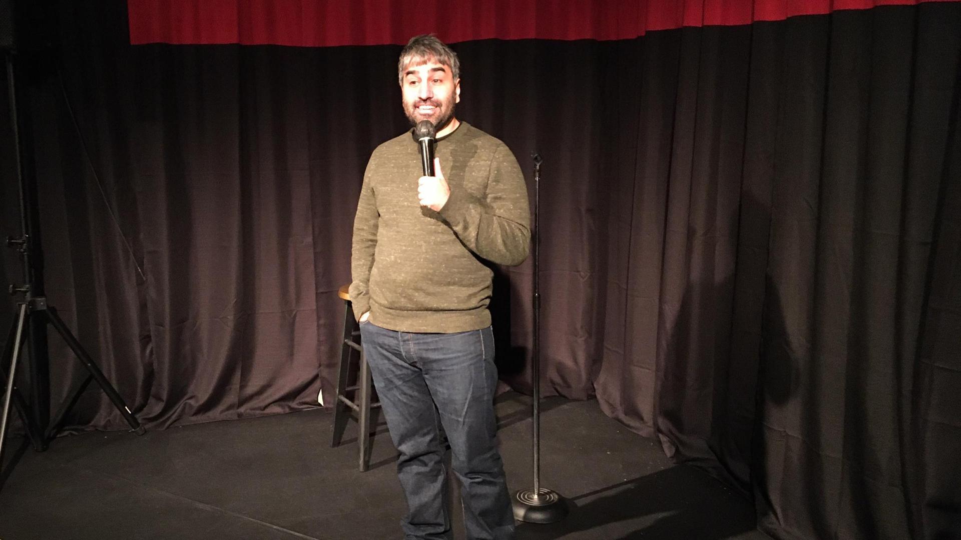 Comedy Cabaret Series