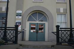 West ADA Entrance