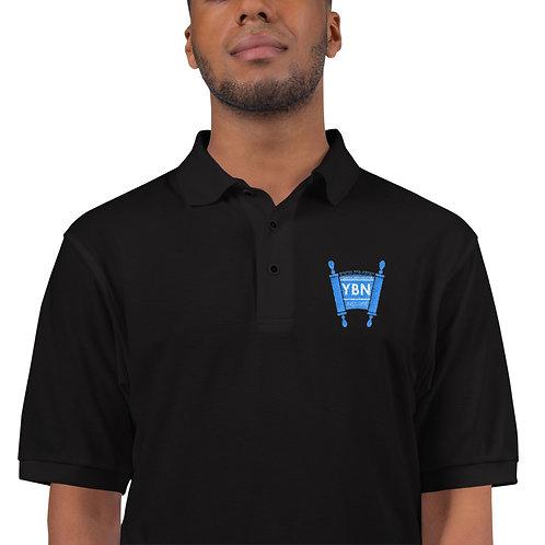 YBN Embroidered Polo Shirt