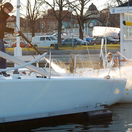 Voilier, open, semi-rigide et autres: 7 étapes clés pour nettoyer son bateau avant les beaux jours