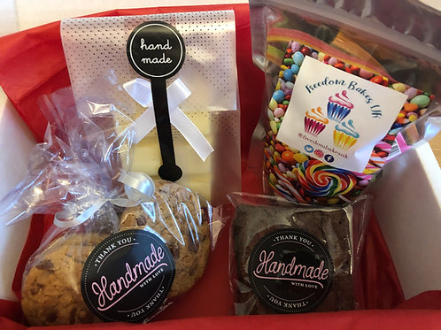 Variety Treat Box - Postage Included