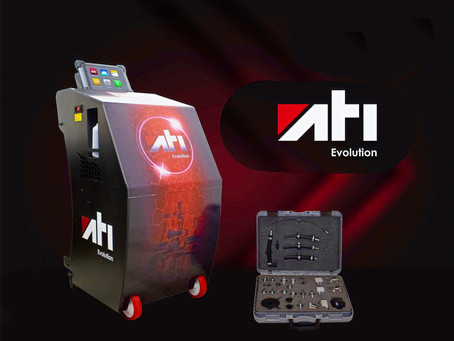 Ventajas de la ATI Evolution ATF Fluss Machine