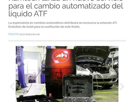 Motor Ok presenta ATI- Evolution
