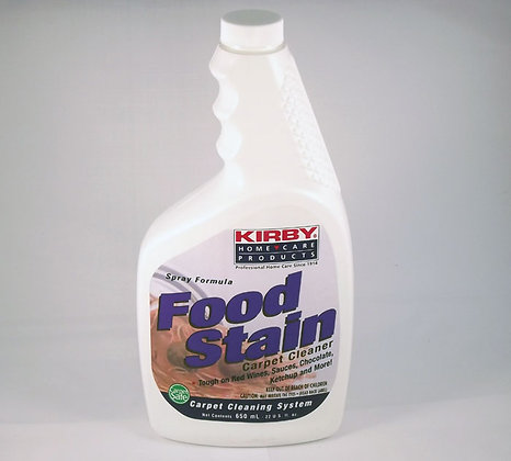 Food Stain Carpet Cleaner