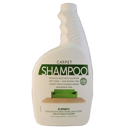 Kirby Shampoo 946ml