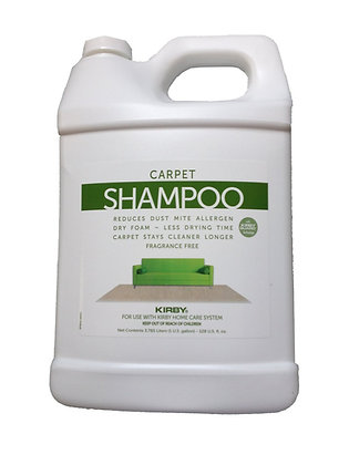 Kirby Carpet Shampoo 3.7L