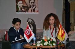 Casa árabe recitl poesía