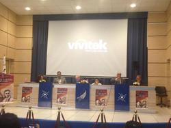 Conferencia Túnez Álvaro Cabo