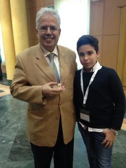 Ministro de educación tunecino