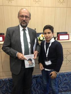 Embajador de España en Túnez
