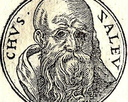 Zaleucus:  A Glimpse of Atonement