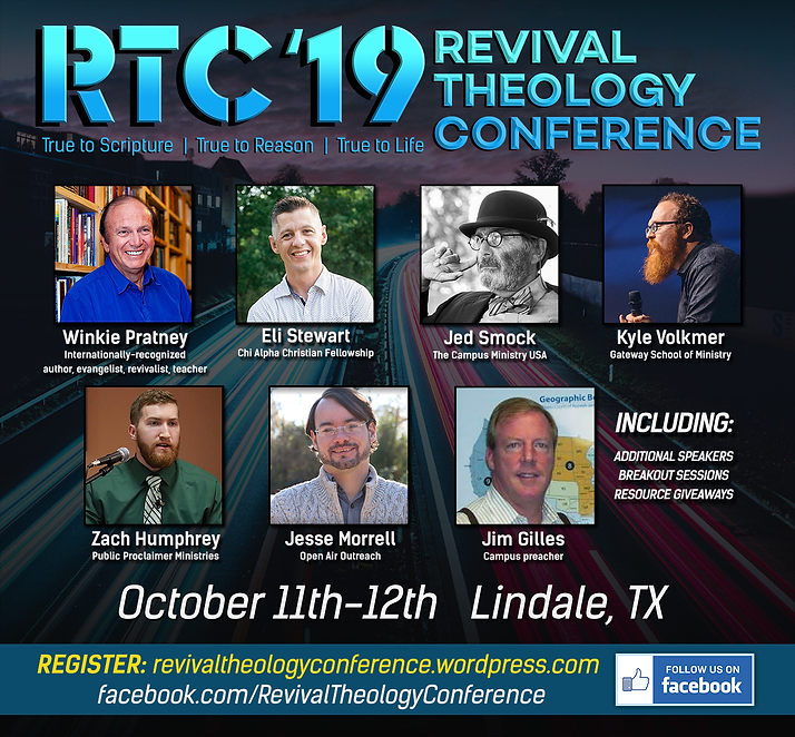 revival theology conference