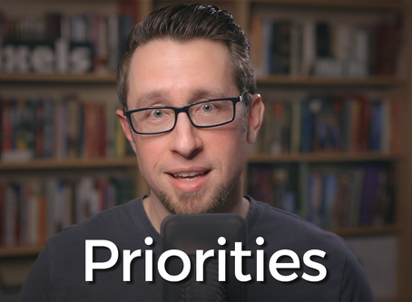 Analog Pixels 4 - Priorities