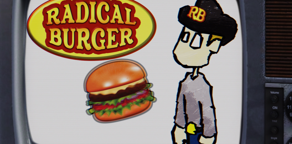 Bigger Burger - Total Depravity and Man's Ability