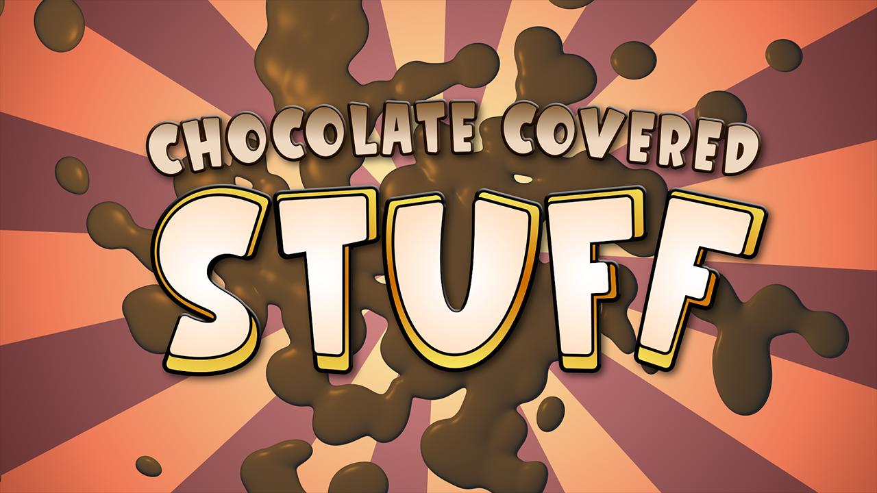 Chocolate Covered Stuff - Analog Pixels 6