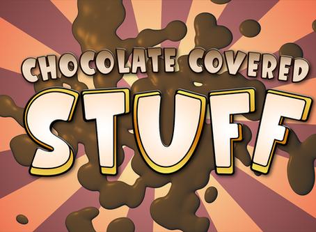 Analog Pixels 6 - Chocolate Covered Stuff