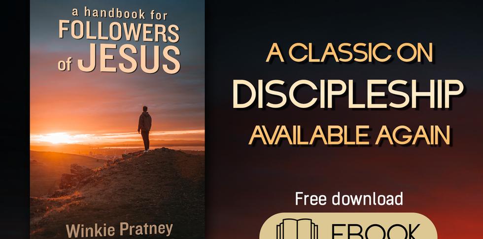 A Handbook for Followers of Jesus - eBook