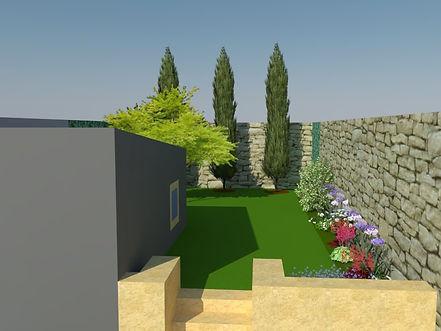 jardim privado - moradia Porto