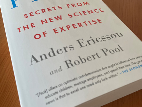 REVIEWED: Peak (Anders Ericsson and Robert Pool)