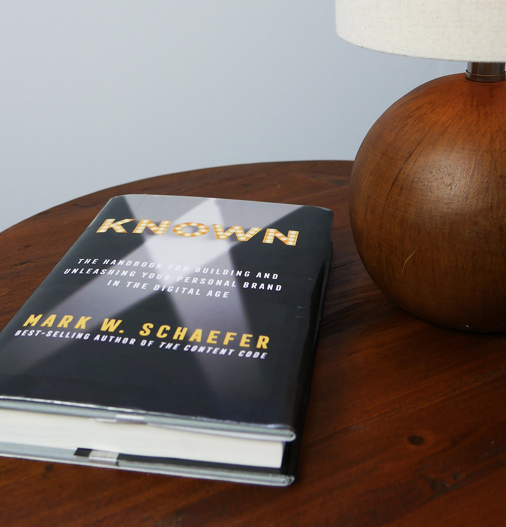 Known by Mark Schaefer, a recommended leadership vision and relationships book.