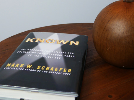 REVIEWED: Known (Mark W. Schaefer)