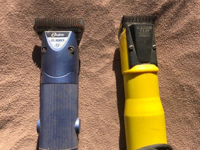Clippers - Selection and Tips For Using Them - The Grooming Series