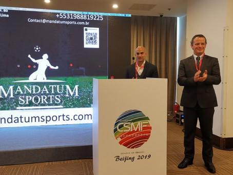 Coach Reis @ CSMF China