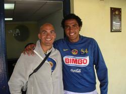 Coach Reis with Eder dos Santos