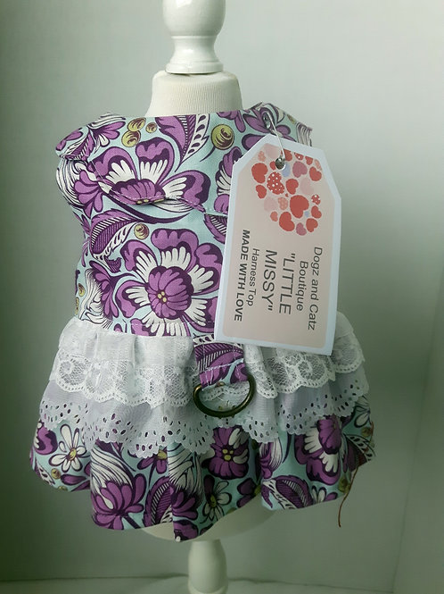 Little Miss Harness Dress - Medium