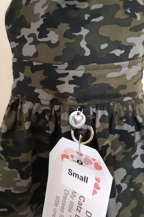 "My Little ""Tom Boy"" Dress - Small"