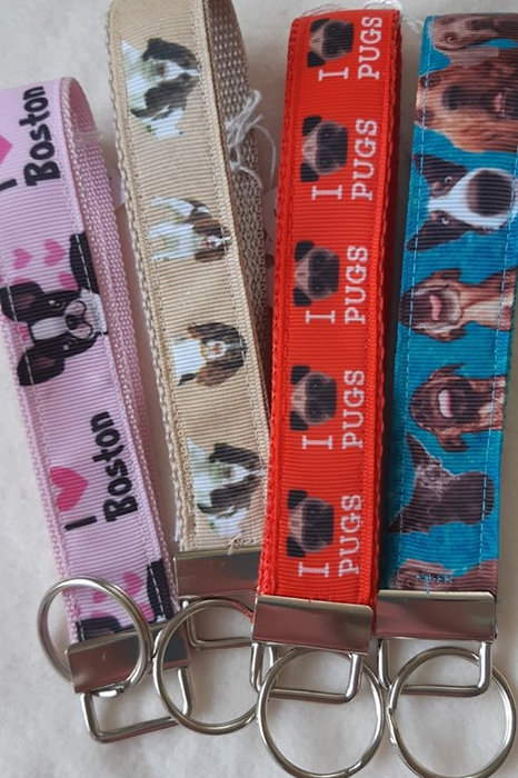 Key Chains for the Animal Lover