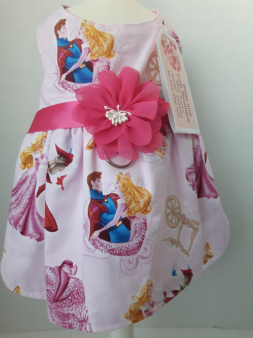 """Fancy Pants"" Princess Dress - Large"