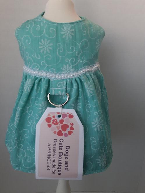 Little Sweet Pea dress - small