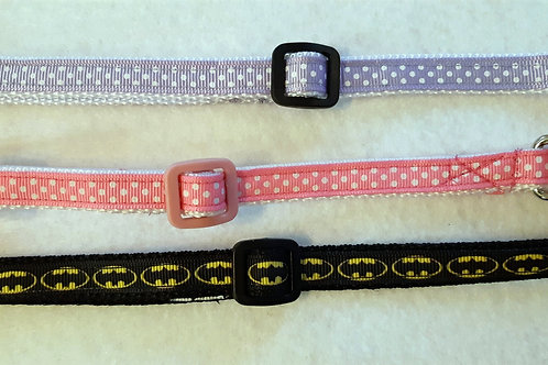 "Dog Collars 1/2"" size for SMALL DOGS"
