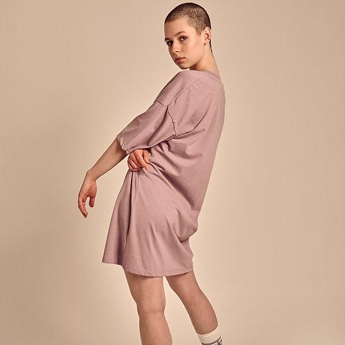 Kleid 'lilac sky'