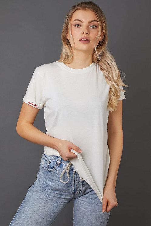 """A LIMA Shirt """"make love"""""""