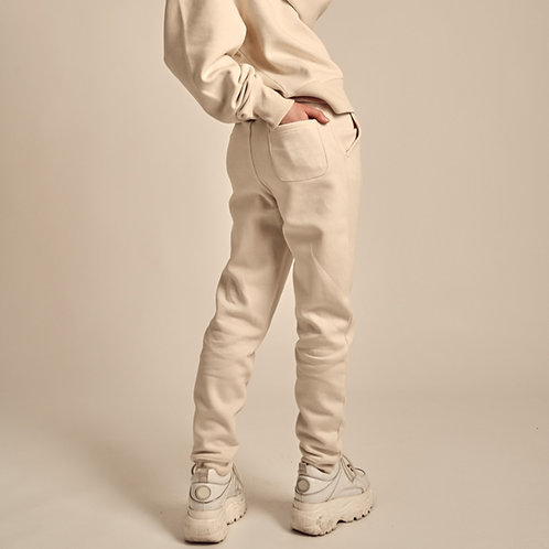 Jogger 'soft nude'