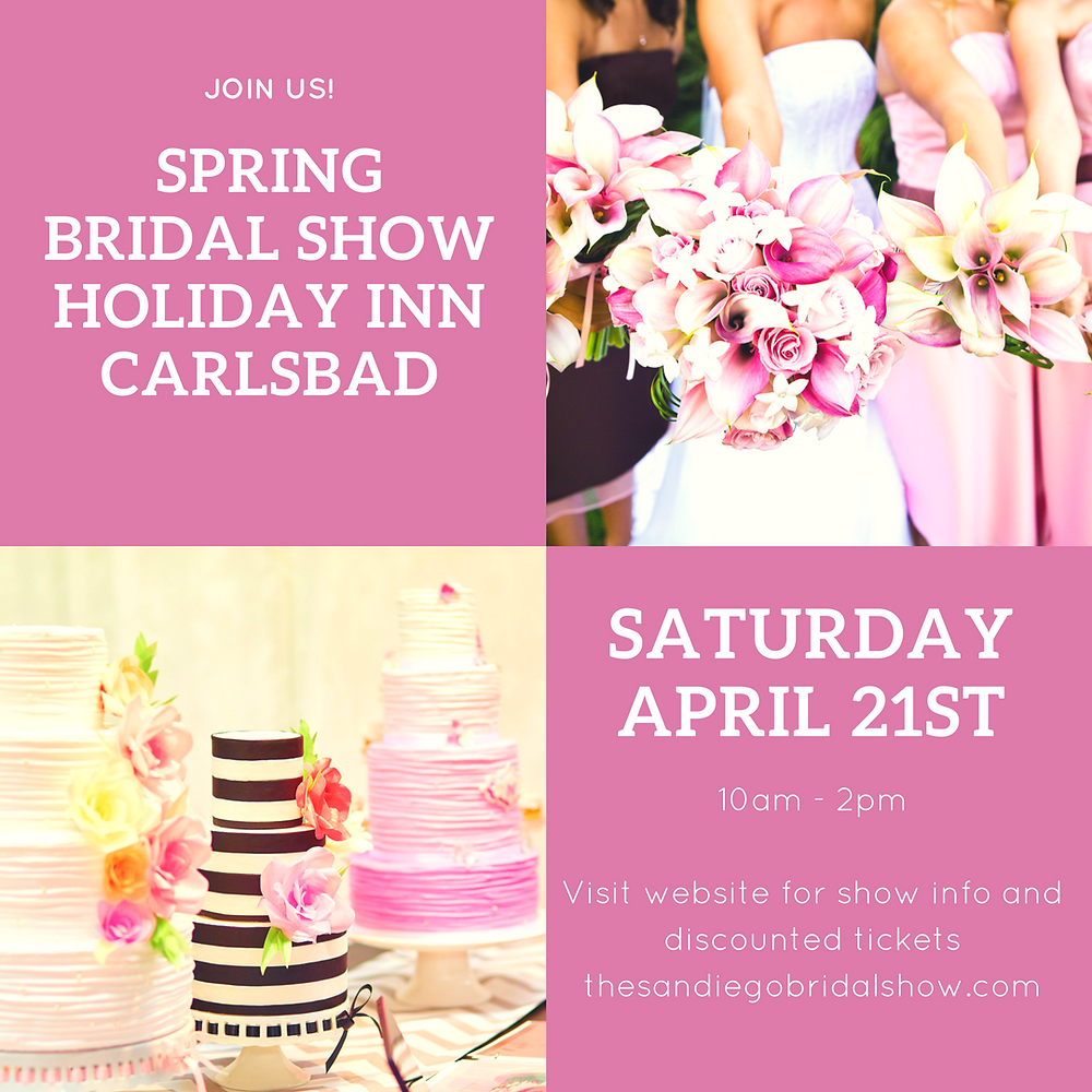 Bridal Show Flyer in Carlsbad