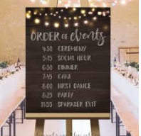 Wedding Budget Tips from a former Bride turned Wedding Planner (Part III)