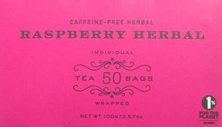 Por qué tomar Raspberry Herbal de Harney & Sons.