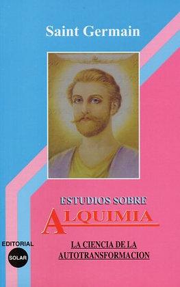 Libro, Estudios sobre Alquimia- LaCiencia de la Autotransformación